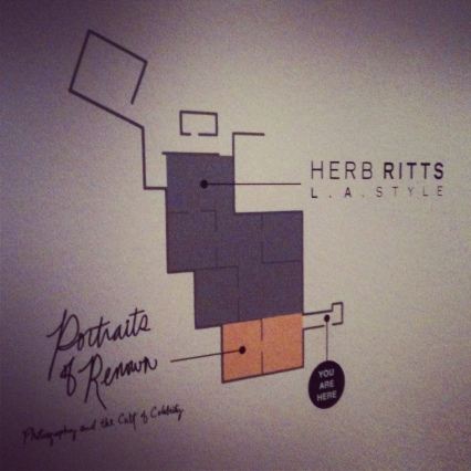 Herb Ritts exhibition at Getty Museum