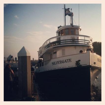 Coronado ferry silvergate