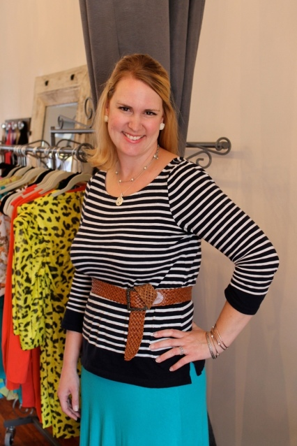 j. Crew striped boatneck top claire's the icing earrings zales monogram Necklace turquoise nordstrom rack maxi the shopaholics boutique little Italy