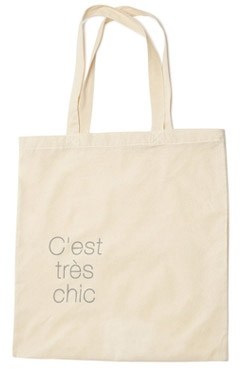 Kelly Rutherford tote bag