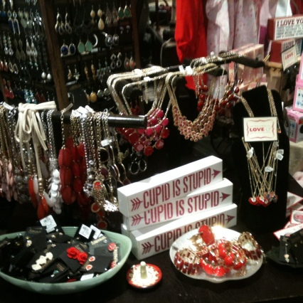 francesca's accessories valentine's day