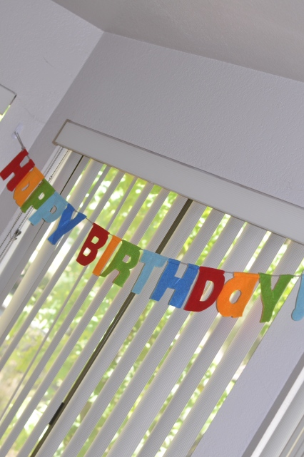 rainbow kids birthday party happy birthday banner spritz target